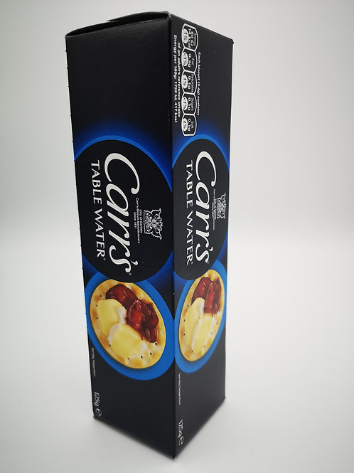 Carr's water biscuits