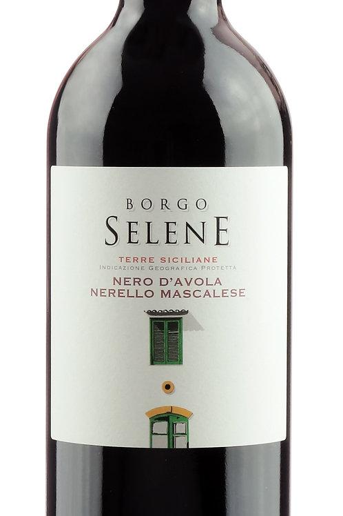2018 Borgo Selene, Nero d'Avpla/Nerello Mascalese