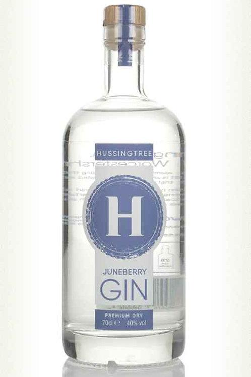 Hussingtree Juneberry Gin