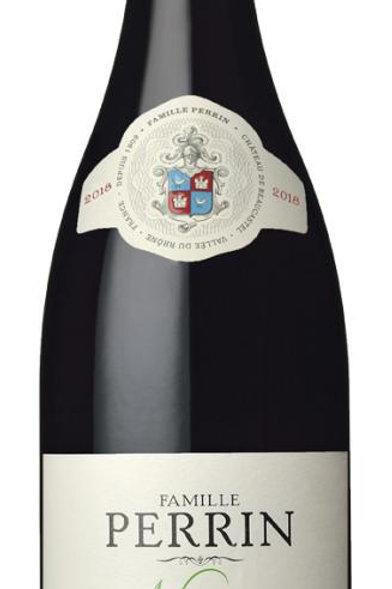 Famille Perrin 'Nature', Organic Côtes-du-Rhône