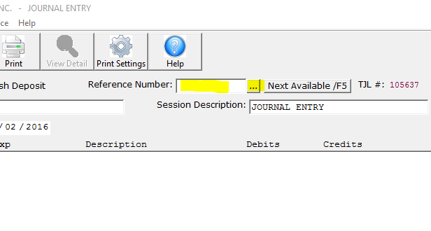 How to Reverse or Delete a Journal Entry Using Hardhat Software