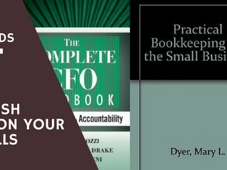 Great Reads to Brush Up on Your Bookkeeping Skills