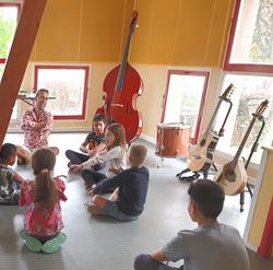 Atelier découverte musicale