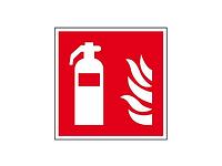 Pictogram brandpreventie
