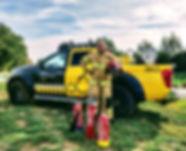 Brandweer te huur