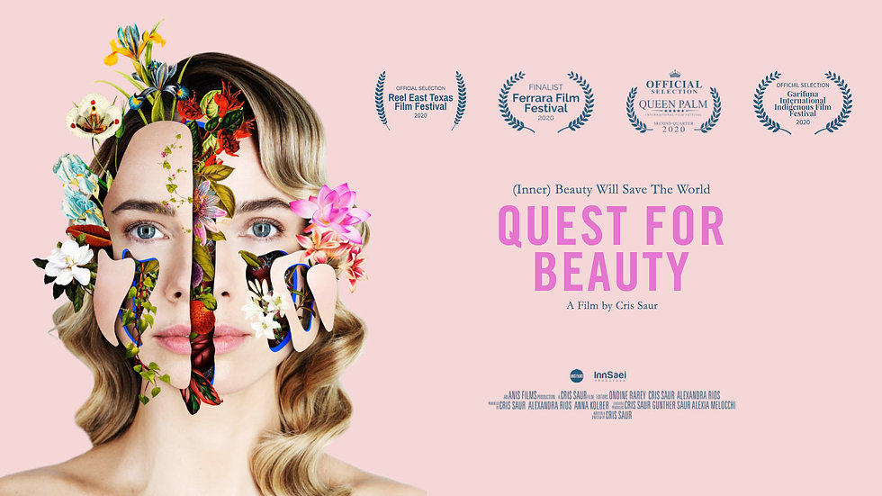 quest for beauty, qfb, Cris Saur, Cristi