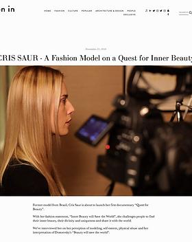 Quest for Beauty, beauty, Cris Saur, Hel