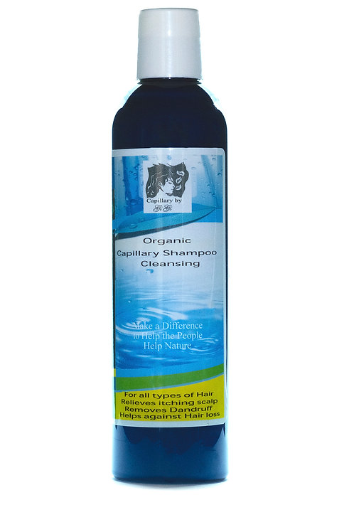 Organic Capillary Shampoo Cleansing