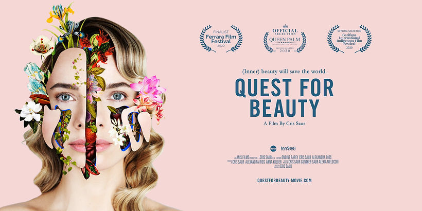 quest for beauty, inner beauty, document
