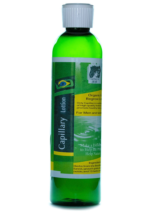 Capillary Organic Hair Regrowth Lotion