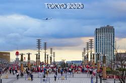 TOKYO2020聖火