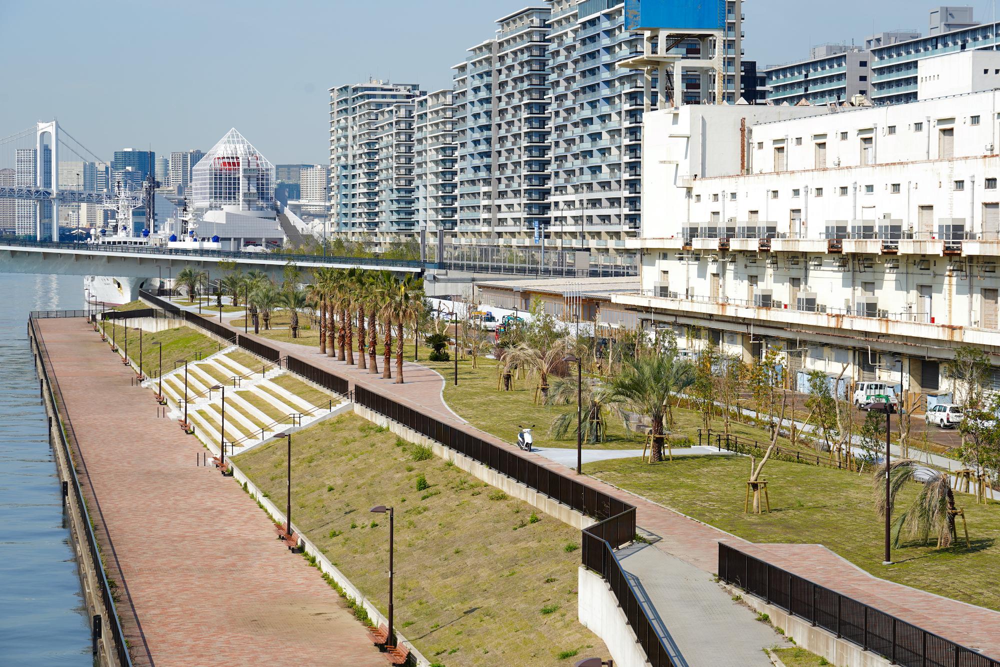 晴海緑道公園