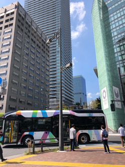 2020/10/1東京BRT運行開始