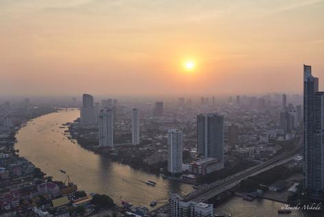 バンコク Sunset