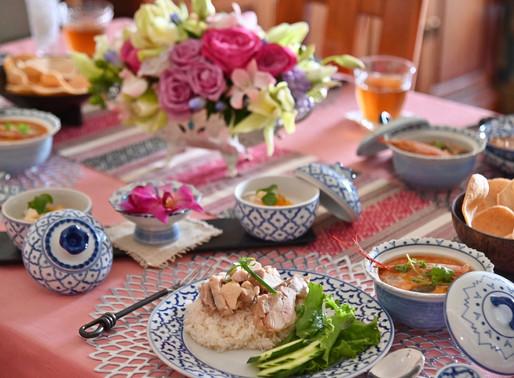 タイ料理&photoレッスン(9月)終了