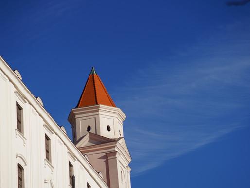 スロバキア首都ブラチスラバへ