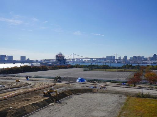 オリンピック選手村建設地の今