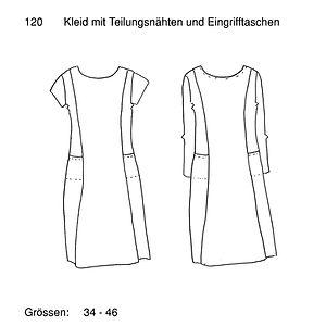 Schnittmuster_120_Kleid_mit_Teilungsnäht