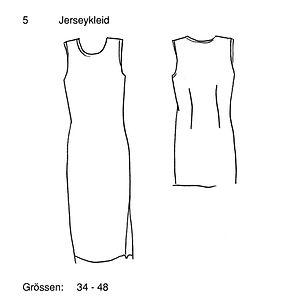Schnittmuster 5 Gerades Jerseykleid.jpg