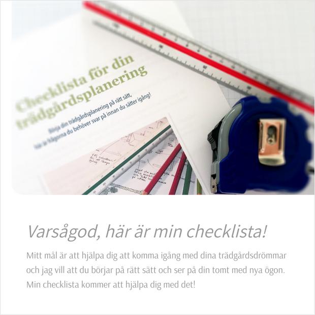 GRATIS Checklista