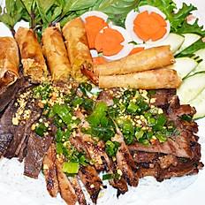 Pho 78 Combination Appetizer Dish