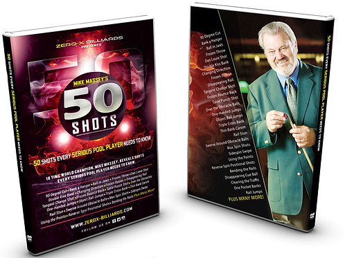 Mike Massey's '50 Shots' - DVD