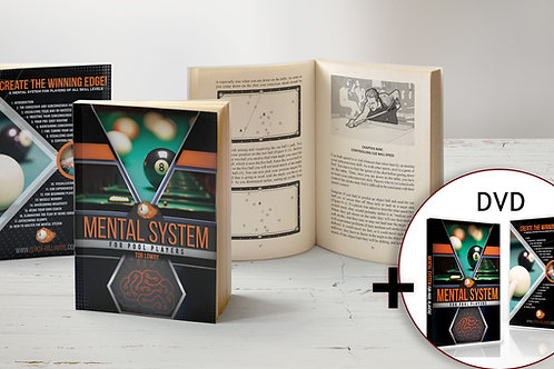Mental System Book + DVD