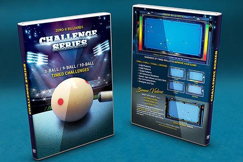 Challenge Series DVD Set + Bonus eBooks!