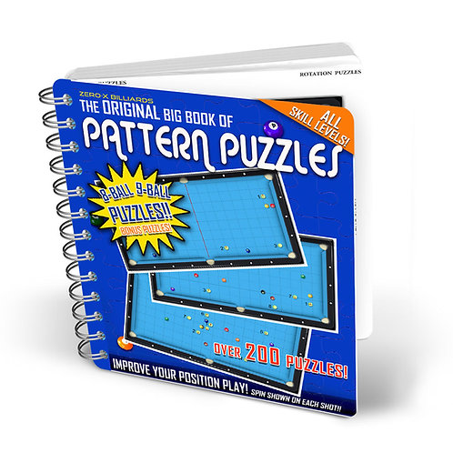 The Original Big Book of Pattern Puzzles
