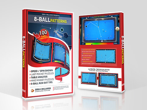 100 8-Ball Patterns with Shot-by-Shot Breakdown and Bonus eBook