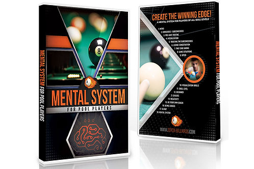 Mental System for Pool Players