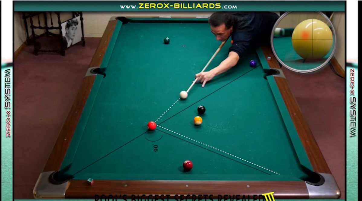 ZeroX Billiards     Pool    Instruction  Free    Pool    Lessons