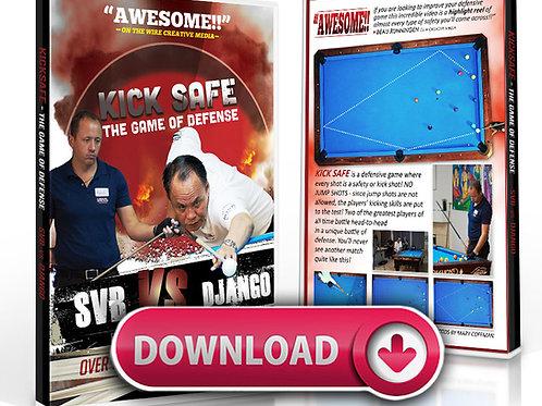 Kick Safe  The Game of Defense - Digital Download