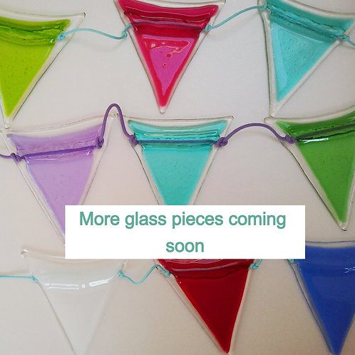 More glass products coming soon