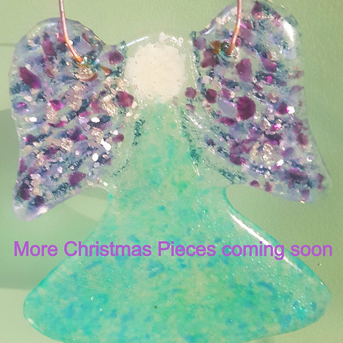 More Christmas pieces coming soon