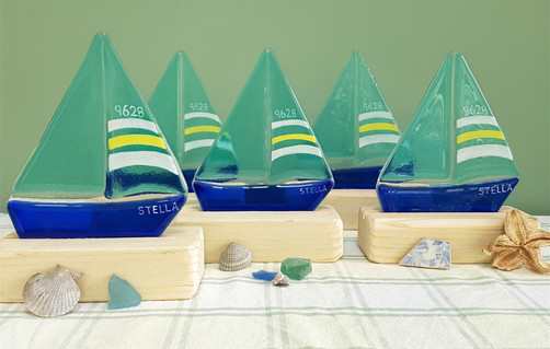 Sailing Boats With Special Meaning