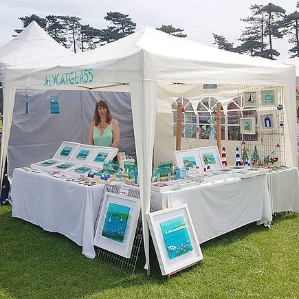 A great day yesterday at Highcliffe Food