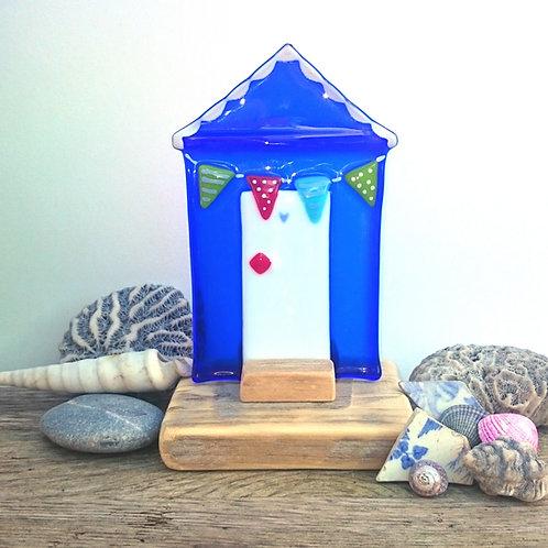 Royal Blue Beach Hut