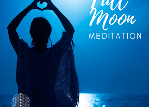 A Full Moon Receiving Ritual