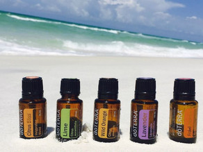how to open your chakras with essential oils