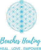 Beaches Healing Logo