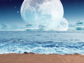 full moon eclipse - I forgive, I heal, I set myself free