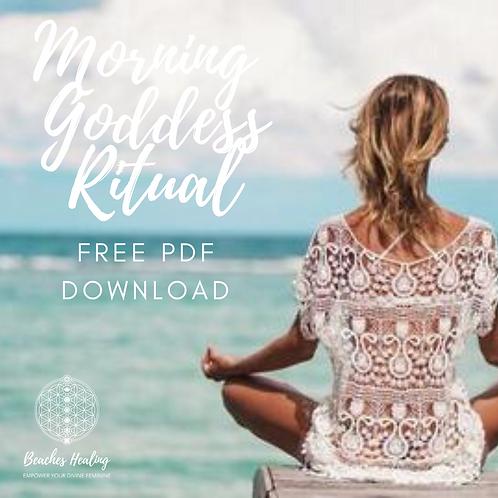 Morning Goddess Ritual