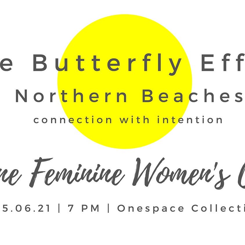 Divine Feminine Women's Circle - June 2021