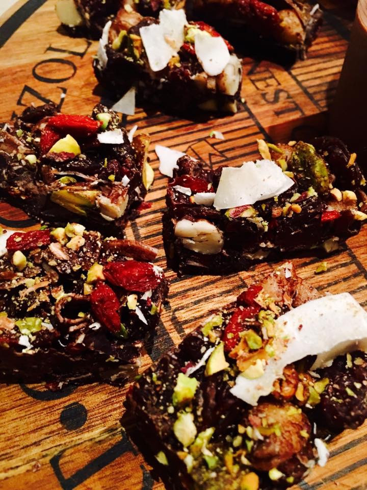 beaches healing superfood rocky road