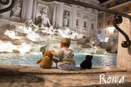 Itália : chegamos em Roma
