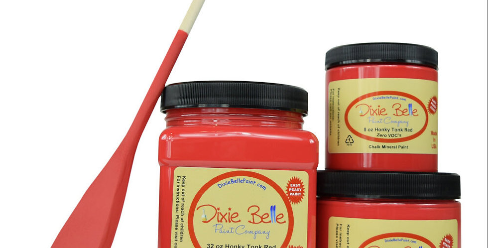 Honky Tonk Red   Dixie Belle Paint
