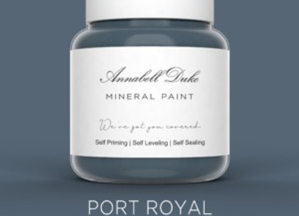 Annabell Duke Port Royal Mineral Paint - Grey Blue