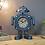 Thumbnail: Blue Robot Clock