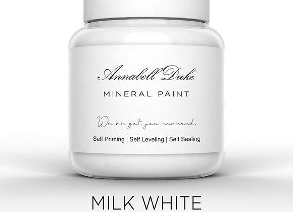Annabell Duke Milk White Mineral Paint - Warm White